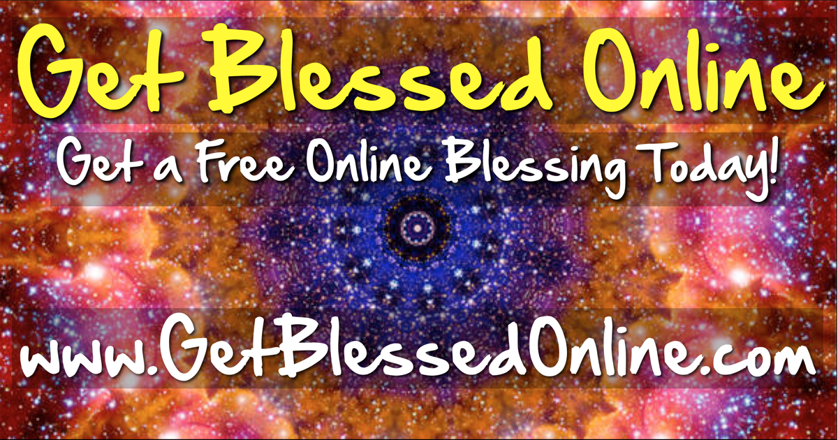 Get Blessed Today!